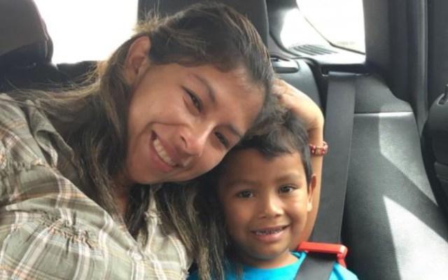 EE.UU. podría separar nuevamente a madre e hijo migrantes - gobierno Estados Unidos madre e hijo podrían ser deportados nuevamente