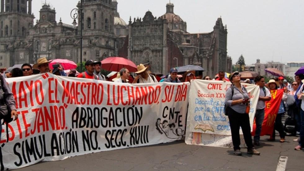 Prevén siete movilizaciones este viernes en la Ciudad de México - manifestaciones movilizaciones