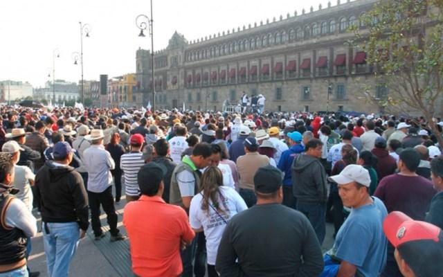 Al menos cuatro movilizaciones este martes en la Ciudad de México - manifestaciones movilizaciones