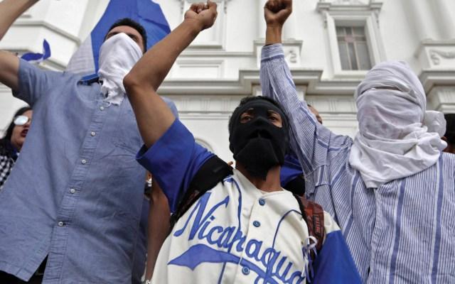 Ley de Nicaragua no ampara a afectados por protestas: ONU y CIDH - Foto de AFP