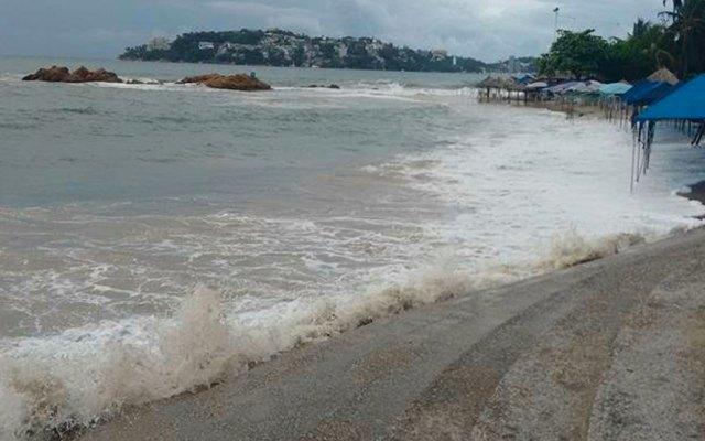 Pronostican nuevo evento de mar de fondo en costas de Guerrero - mar de fondo