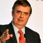 Conferencia de Marcelo Ebrard en su visita a Washington, D.C.