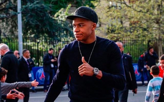 Mbappé estará dos partidos más sin jugar por sanción - mbappé