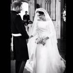 Meghan Markle y el príncipe Harry celebran aniversario de bodas - Foto de Instagram