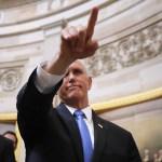 Mike Pence urge al Congreso estadounidense aprobar el T-MEC - Mike Pence