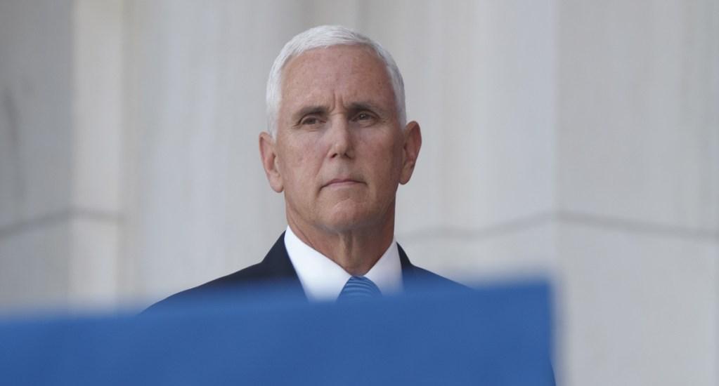 """Mike Pence pide a la Corte Suprema que falle sobre el aborto """"selectivo"""" - Mike Pence"""