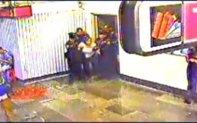 A proceso siete personas por homicidio culposo en Metro Tacubaya - Foto de Noticieros Televisa