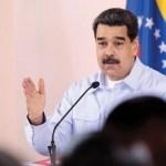"""Maduro espera que visita de Bachelet a Venezuela """"sea para bien"""" - Foto de AFP"""