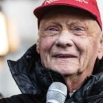 Murió Niki Lauda, leyenda de la Fórmula 1 - Niki Lauda