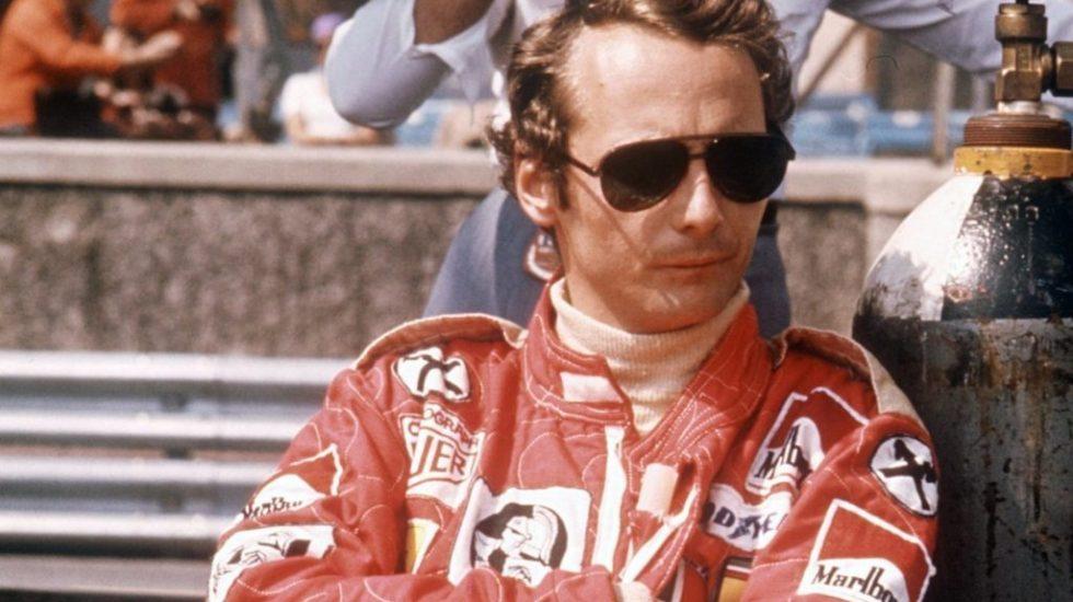 Niki Lauda, el legendario piloto de la Fórmula 1