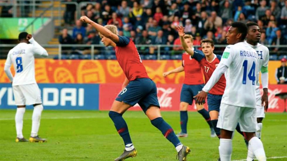 Noruega golea 12-0 y elimina a Honduras - noruega golea y elimina a honduras