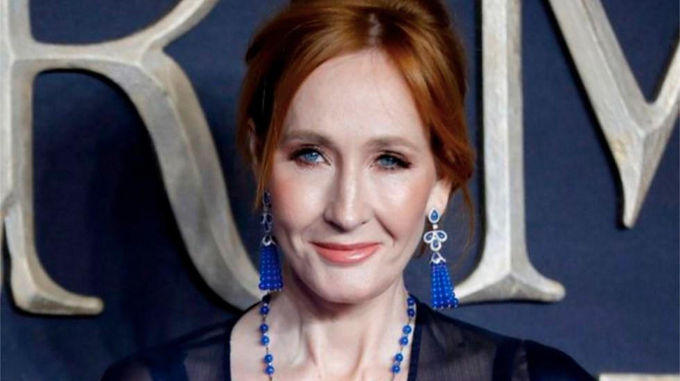JK Rowling lanzará cuatro nuevos libros sobre la magia - Foto de AFP/Getty