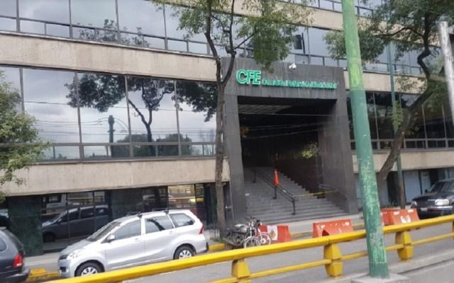 CFE perdió 13 mil 940 mdp en primer trimestre de 2019 - Oficinas de CFE en la Ciudad de México. Foto de Ignacio Hernández / Google Maps