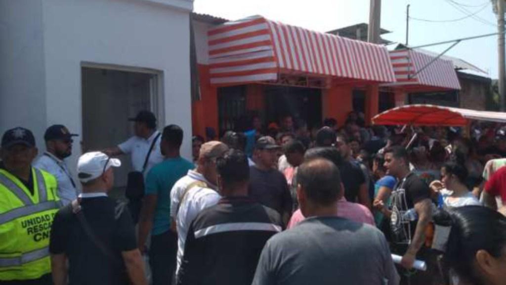 Reinician actividades en oficinas del INM en Tapachula - reabren oficinas del inm en tapachula, chiapas