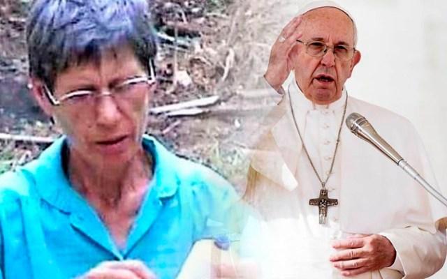 El papa Francisco condena asesinato de monja española - papa francisco monja decapitada