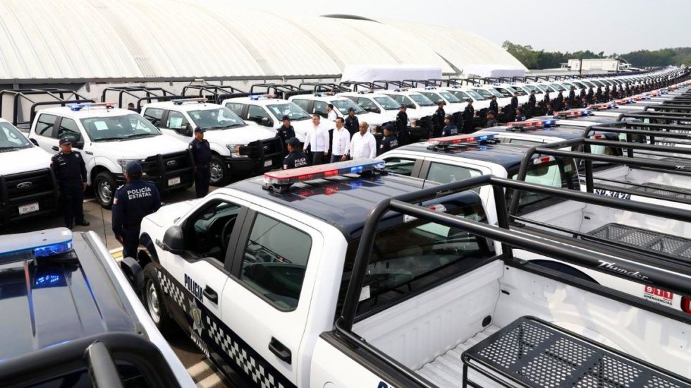 PAN exige en el Senado aclarar compra de patrullas en Veracruz - patrullas veracruz desfalco