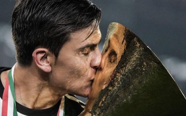 En Juventus saben que me quiero quedar: Dybala - Paulo Dybala Juventus