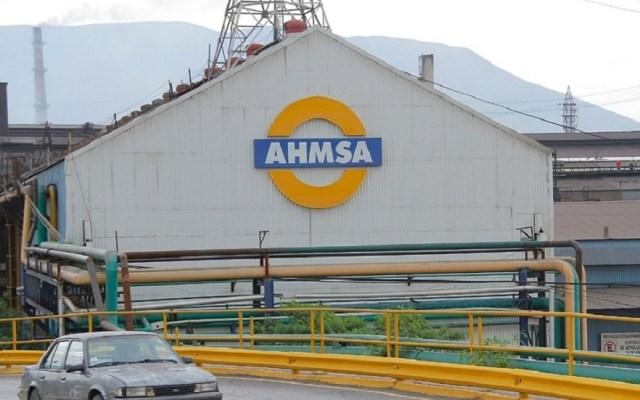 Altos Hornos de México analiza declararse en bancarrota para evitar pago a Pemex - Planta de Altos Hornos de México en Monclova. Foto de Milenio