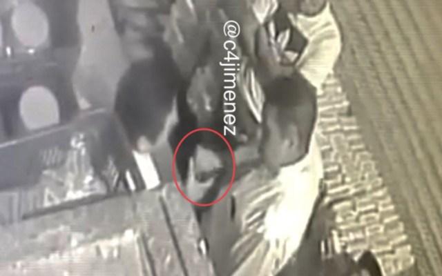 #Video Policía de Investigación extorsiona a comerciante de La Merced - Foto de @c4jimenez