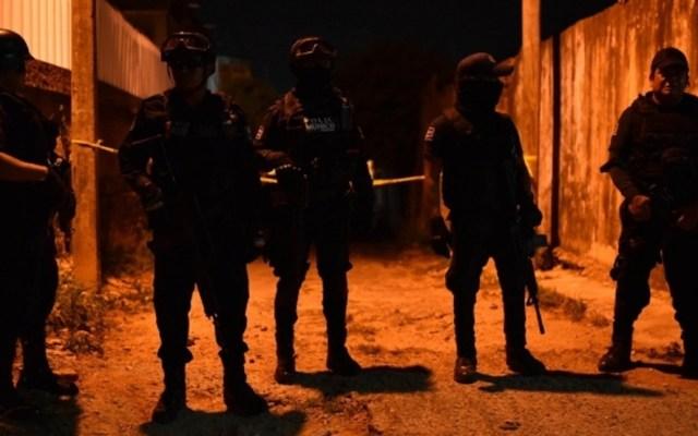 Detienen a 'El Lagarto', presunto responsable de matanza en Minatitlán - Foto de xeu.mx.