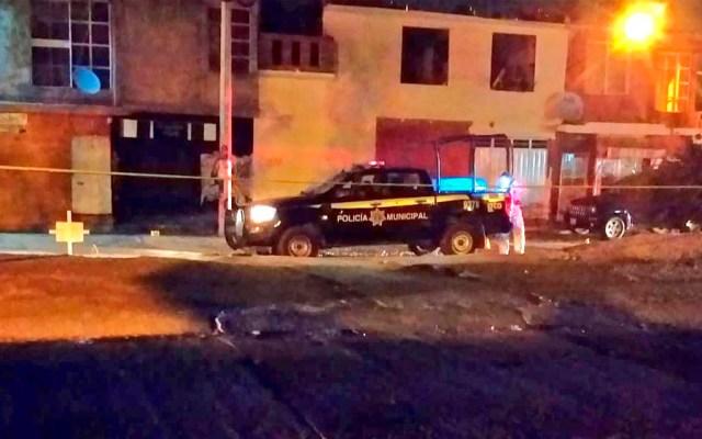 Ataque armado deja dos policías muertos en Irapuato - policias asesinados irapuato