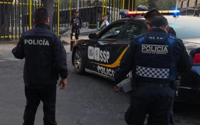 Camión atropella y mata a mujer de la tercera edad en la GAM - policías gam