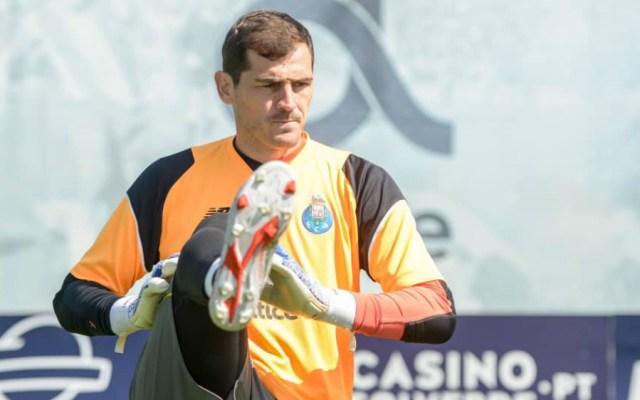 Si infarto le da en casa, consecuencias habrían sido tremendas: agente de Casillas - Foto de FC Porto