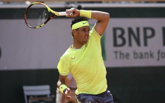 Nadal y Djokovic empiezan con victorias cómodas en Roland Garros - Foto de @rolandgarros