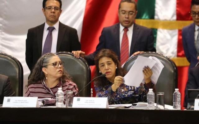 PAN abandona discusión en comisiones de la reforma educativa - reforma educativa diputados discusión