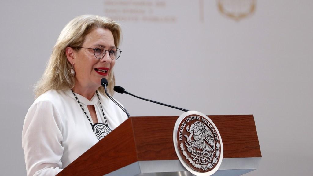 Renuncia Josefa González, secretaria de Medio Ambiente. Noticias en tiempo real