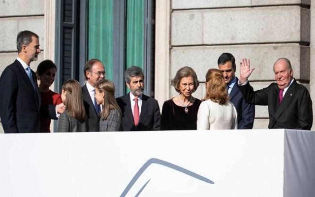 Rey Juan Carlos anuncia su retiro de la vida pública - retiro rey don juan carlos de españa