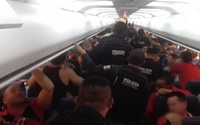 INM regresa a su país a 95 indocumentados cubanos - retorno indocumentados cubanos INM