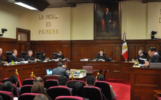 PRI y PAN acudirán a la SCJN por ampliación de gobierno en Baja California - SCJN permite abortar en casos de riesgo para la salud Cofece Baja California