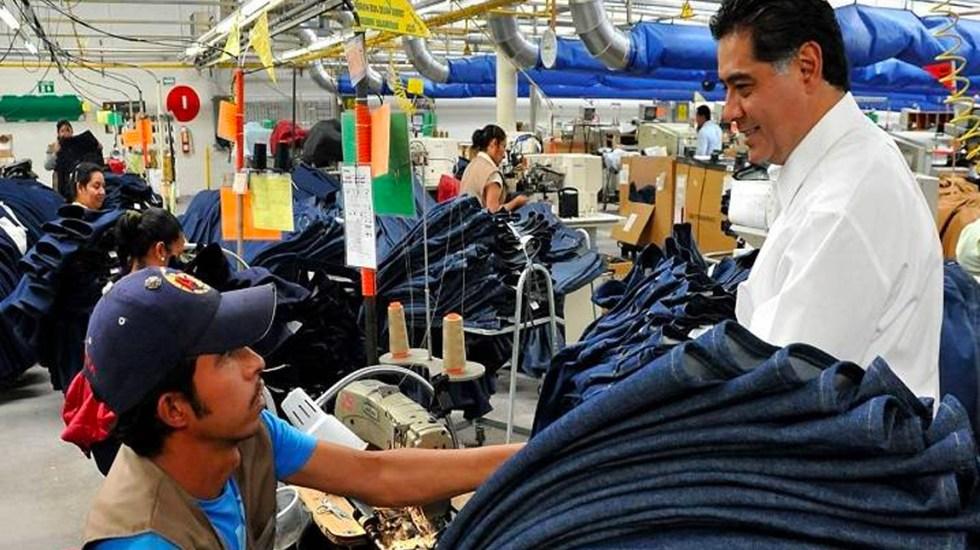 Salarios al sector manufacturero no registraron variación en marzo: INEGI - Foto de México Nueva Era
