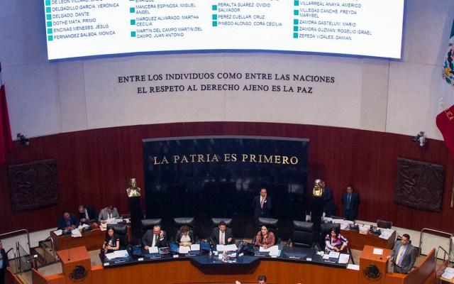 Senadores de México intensificarán diálogo con congresistas de EE.UU. - Senado de la República. Foto de Notimex-José Pazos.