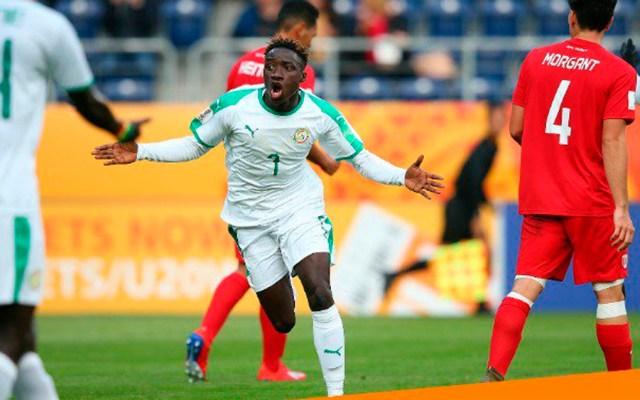 Senegal gana a Tahití con gol más rápido en un Mundial Sub-20 - senegal copa sub 20