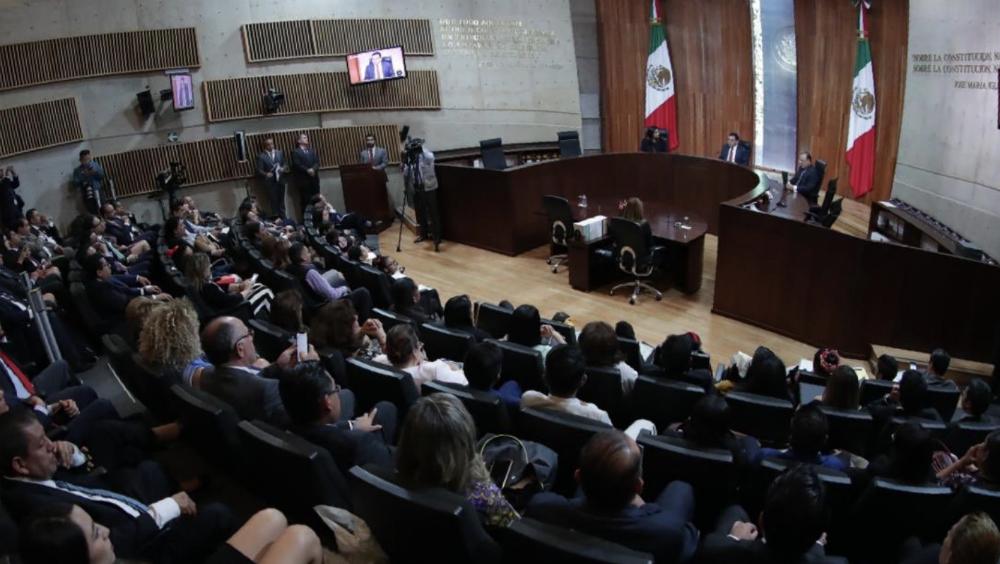 Tribunal confirma multa a Morena por incumplir en transparencia - Foto de @FFuentesBarrera