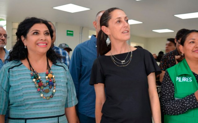 Sheinbaum promete resolver problema de agua en Iztapalapa - Sheinbaum iztapalapa