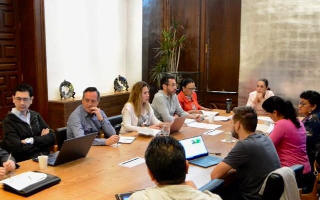 Sheinbaum se reúne con Gabinete de Gobierno, Seguridad y Justicia - sheinbaum