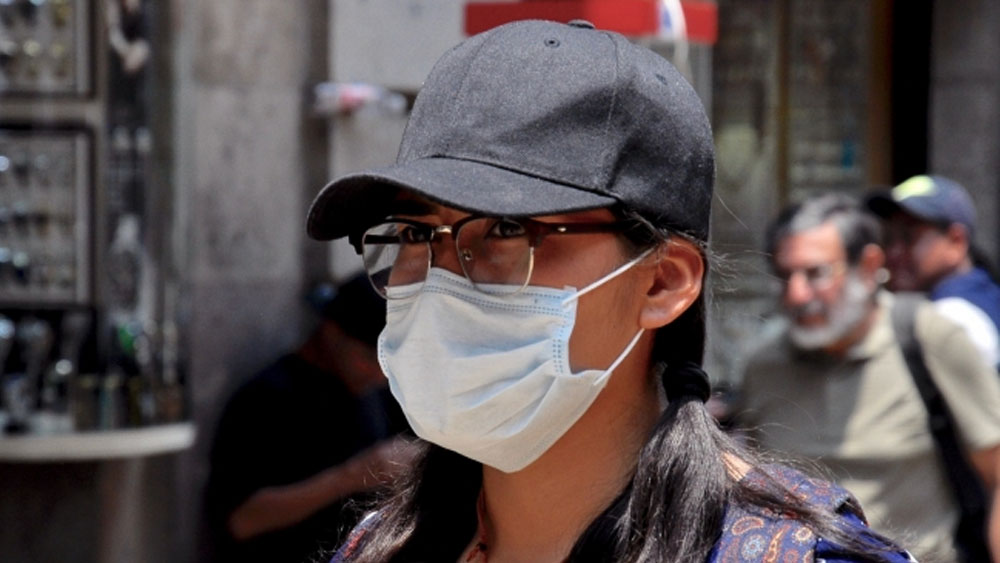 Tapabocas no impiden el paso de partículas PM2.5: investigador de la UNAM - tapabocas partículas pm2.5 cambio climático