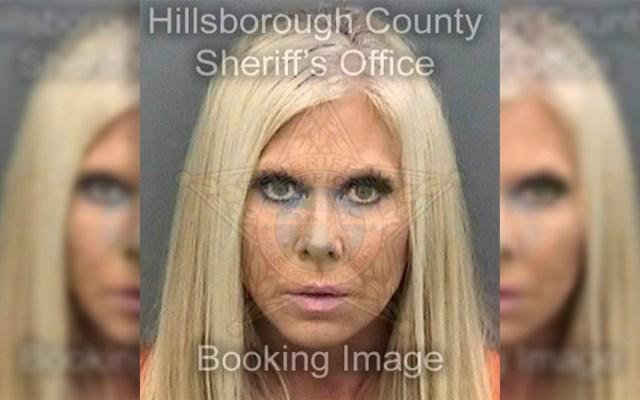 Detienen a Terri Runnels, ex luchadora de WWE - terri runnels exluchadora detenida