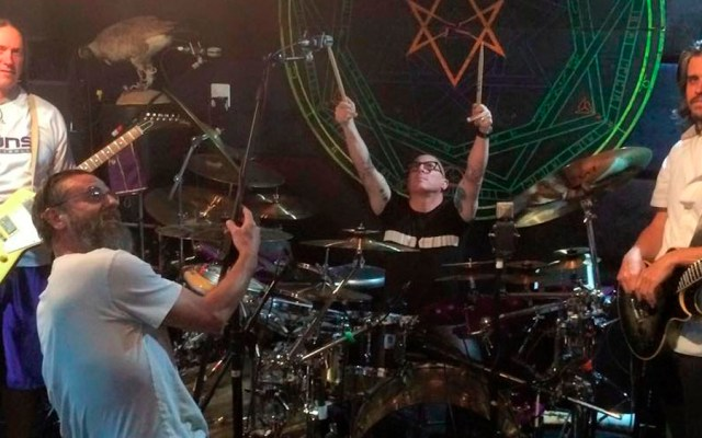 Tool lanzará nuevo disco en agosto tras más de 13 años - tool facebook