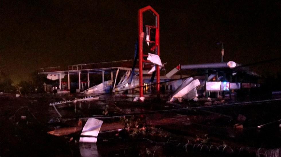 Tornado deja al menos tres muertos en Missouri - tornado Missouri