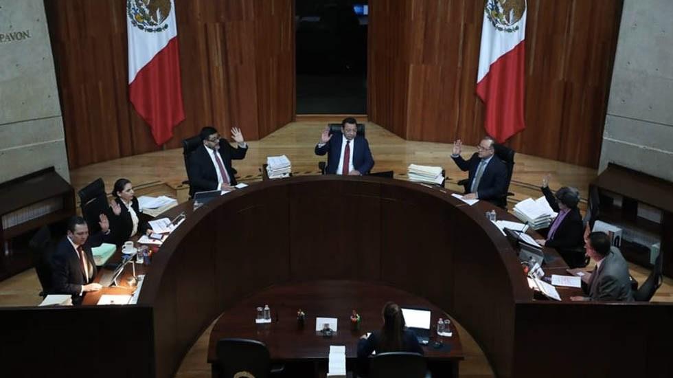 Tribunal Electoral mantiene en dos años próxima gubernatura de Baja California - Tribunal Electoral del Poder Judicial de la Federación. Foto de Archivo TEPJF.