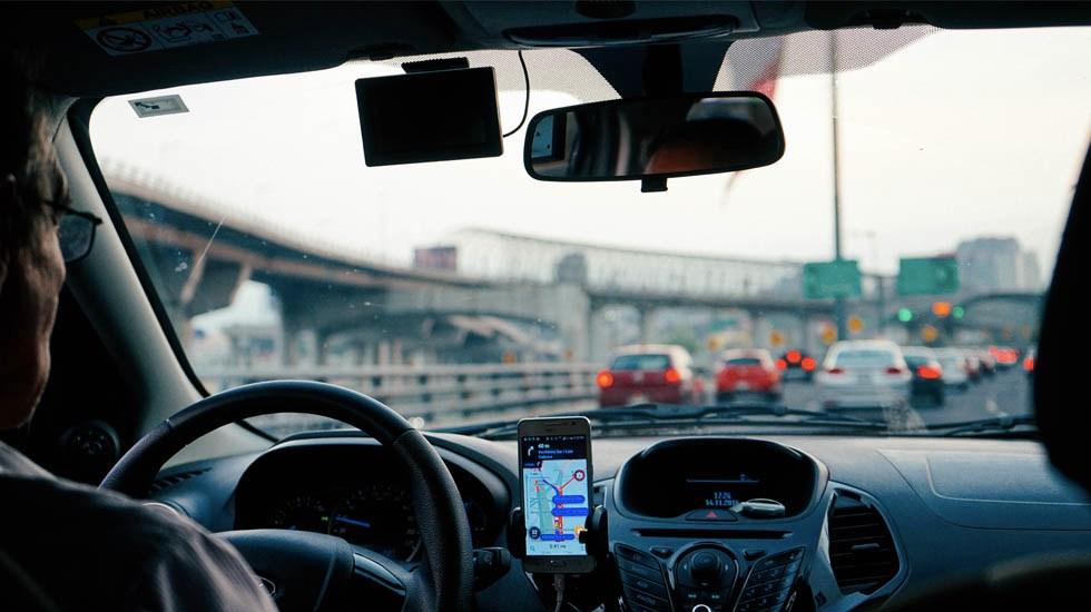 Mujer denuncia intento de secuestro por conductor de Uber en la CDMX - Uber Secuestro