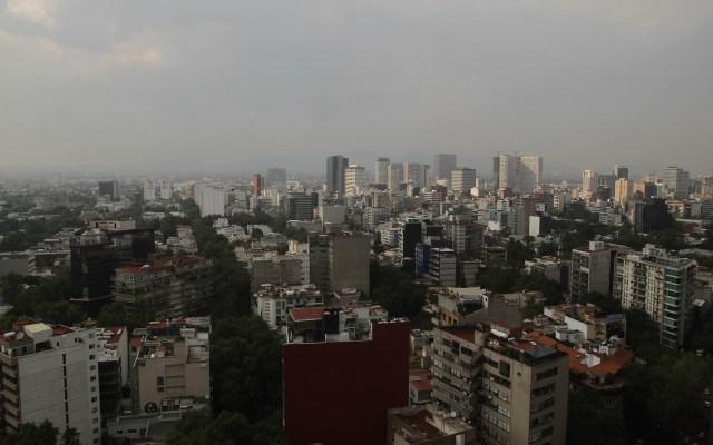 CAMe presentará medidas inmediatas para mejorar calidad del aire - El Valle de México. Foto de Notimex.