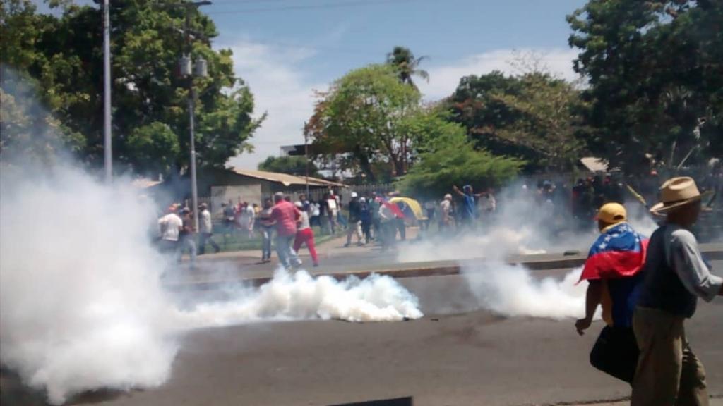 """Rusia advierte a EE.UU. """"graves consecuencias"""" por crisis en Venezuela - Venezuela manifestaciones"""