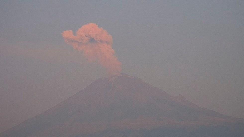 Popocatépetl emite 31 exhalaciones en las últimas 24 horas - Popocatépetl