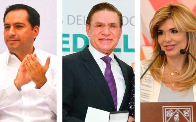 Vila, Pavlovich y Aispuro, los gobernadores más íntegros - Foto especial.