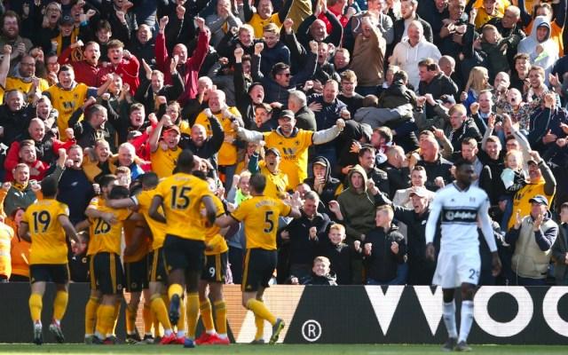 Con Raúl Jiménez el Wolverhampton vence al Fulham - Wolverhampton